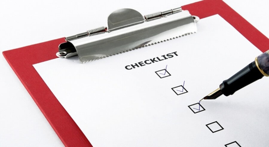 marketing checklist Themis Sarantaenas Marketing Consultant