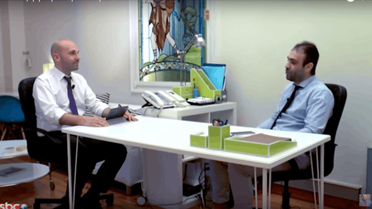 Θέμης Σαρανταένας Σύμβουλος Μάρκετινγκ SBC