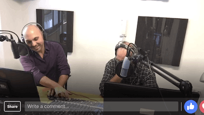 Amagi Radio Θέμης Σαρανταένας