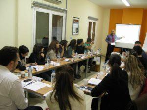 Σεμινάριο Internet Marketing σύμβουλος μάρκετινγκ Θέμης Σαρανταένας