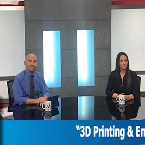 3D Printing SBC TV