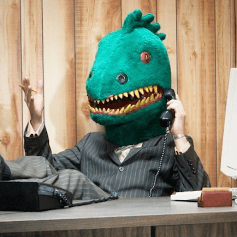 """""""Μαρκετινόσαυρος"""". Αυτός ο δεινόσαυρος δεν έχει εξαφανιστεί ακόμη!"""